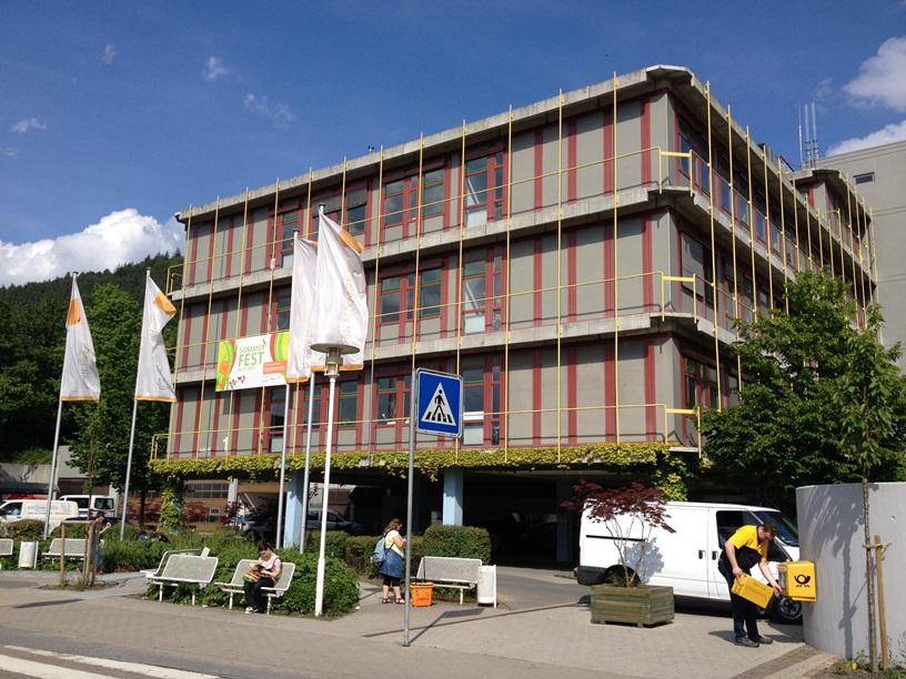 Anti-Gewalt-Training für die SRH in Heidelberg