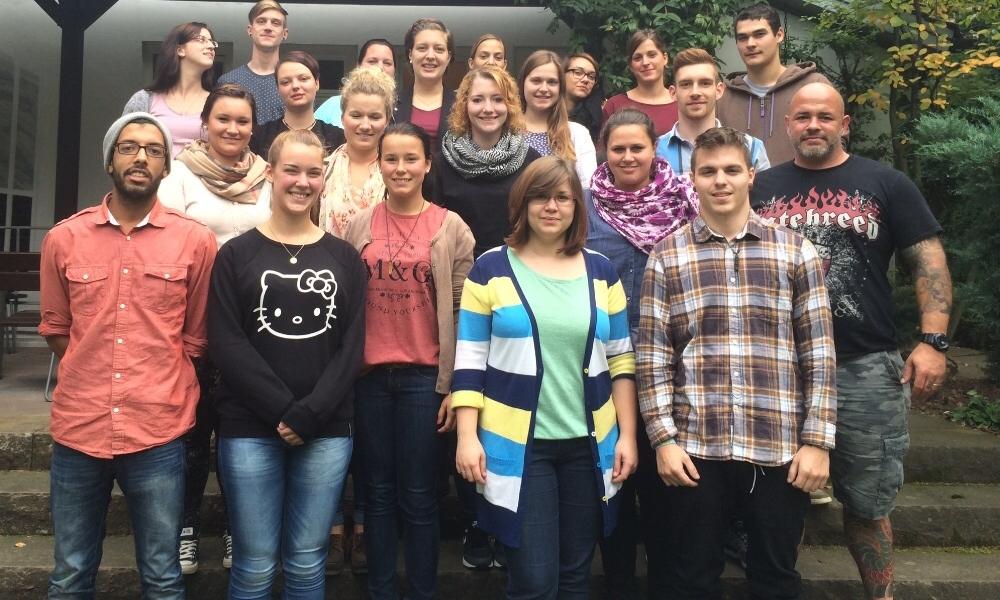 Jugend- und Heimerzieherausbildung an der Katholischen Fachschule für Sozialwesen in Heidelberg