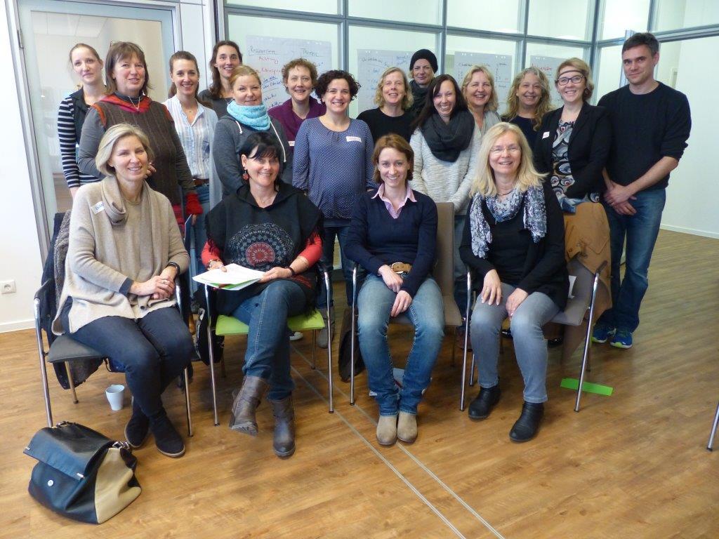 Seminar Beschwerdemanagement bei päd-aktiv e.V.