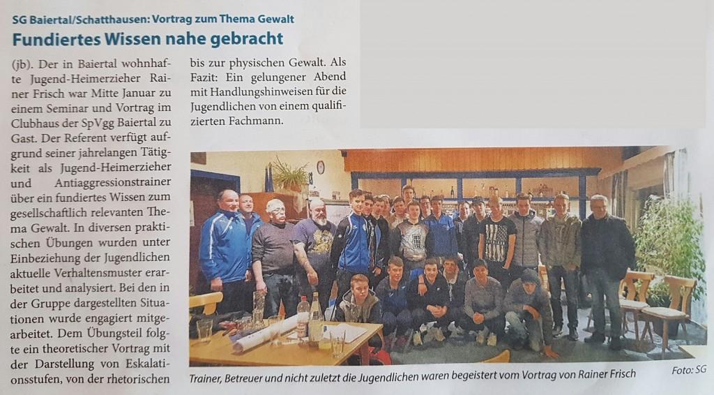 Seminar Rainer