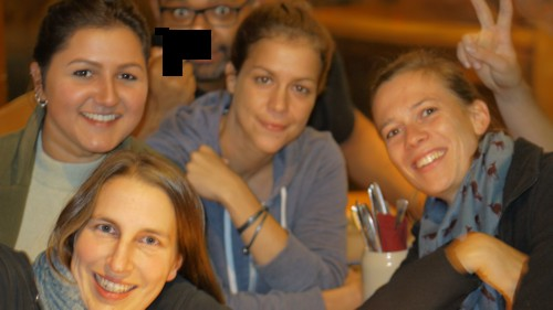 Teamtag 08