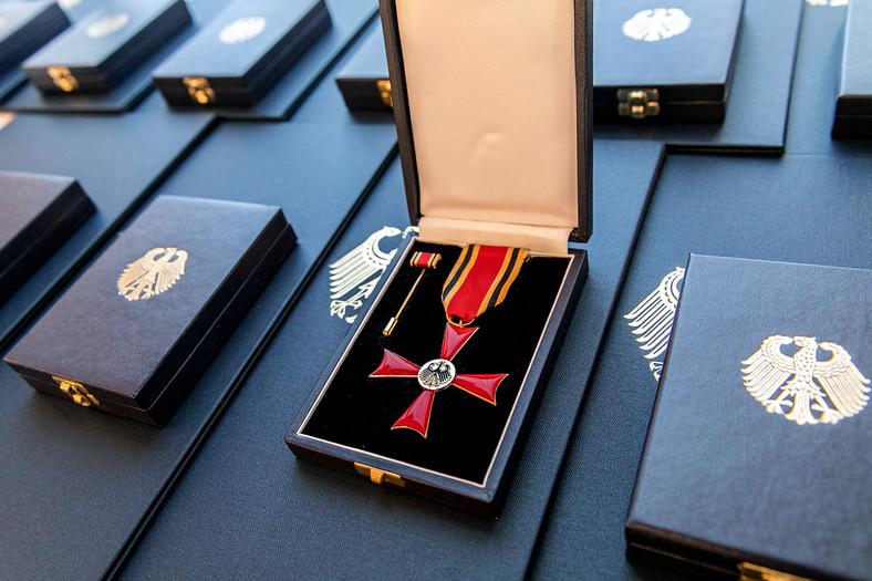Bundesverdienstkreuz für Günther Bubenitschek