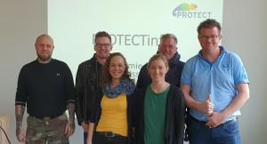 Ausbildung zum zertifizierten PROTECT – Trainer